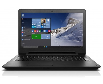 Ноутбук Lenovo IdeaPad 110-15ACL Black