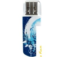 USB Flash Verbatim Mini Graffiti Edition 16GB (синий)