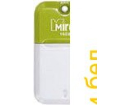 USB Flash Mirex ARTON GREEN 16GB (13600-FMUAGR16)