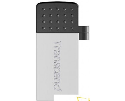 USB Flash Transcend JetFlash 380S 8GB Silver (TS8GJF380S)
