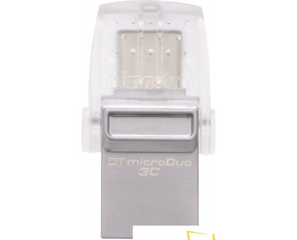 USB Flash Kingston DataTraveler microDuo 3C 32GB (DTDUO3C/32GB)